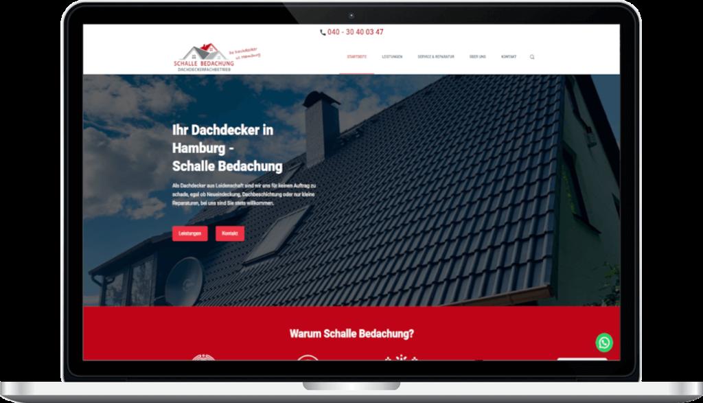Kramer Websolutions Webdesign Flensburg Website Design